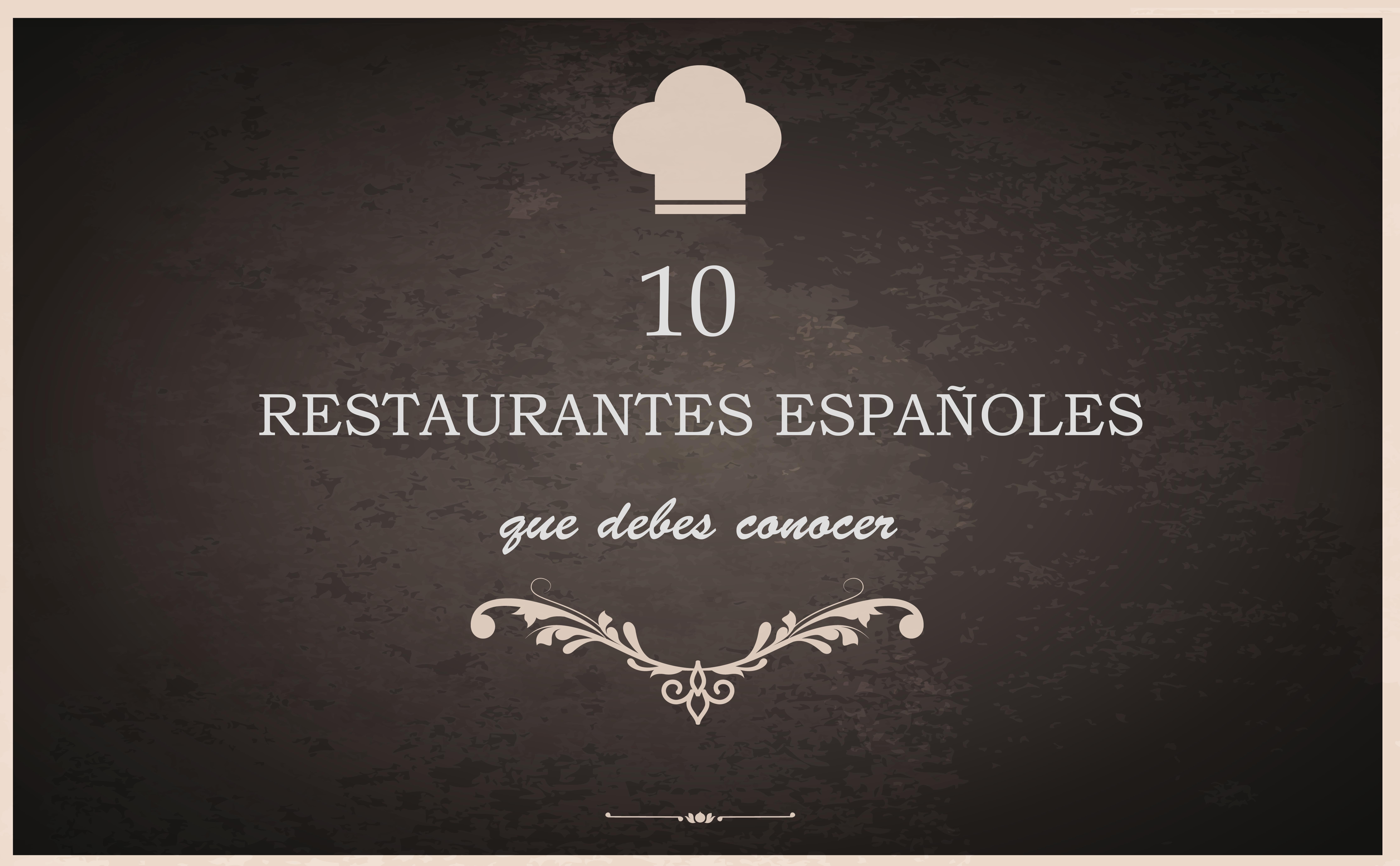 restaurantes espana