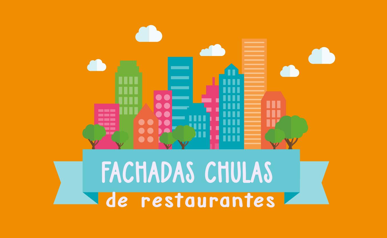 fachadas de restaurantes chulas2