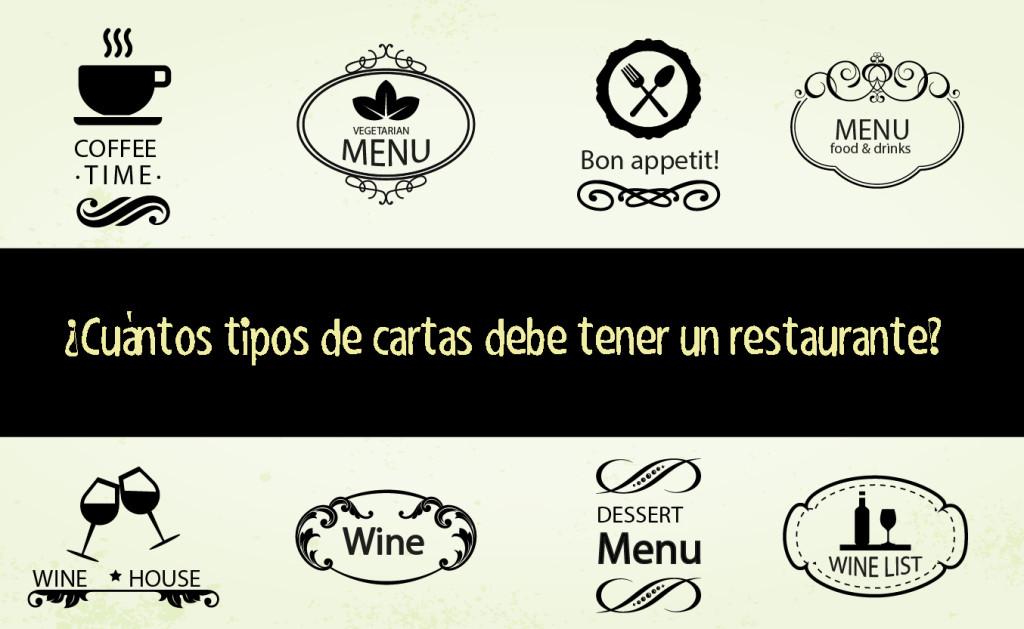 Blog todoalacarta cu ntos tipos de carta debe tener un for Tipos de restaurantes franceses