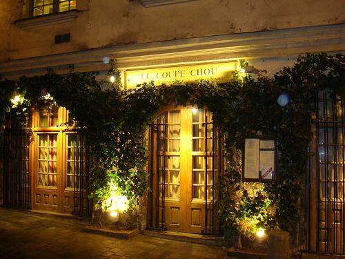 fachadas de restaurantes chulas Le Coupe Chou2