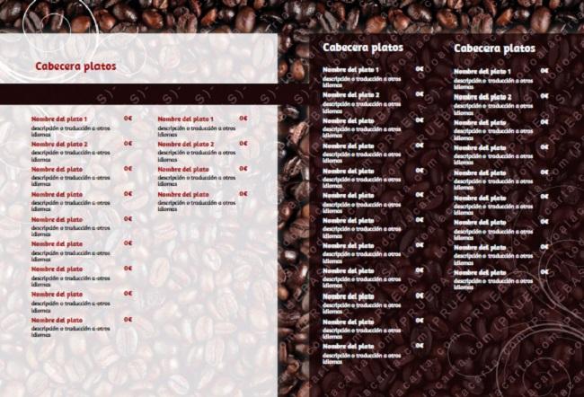 carta chula 101 Cafés (2)2