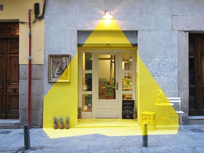 fachadas de restaurantes Rayen2
