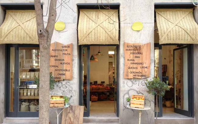 Blog todoalacartaconoce los restaurantes con estilo vintage m s famosos - Tiendas online decoracion vintage ...