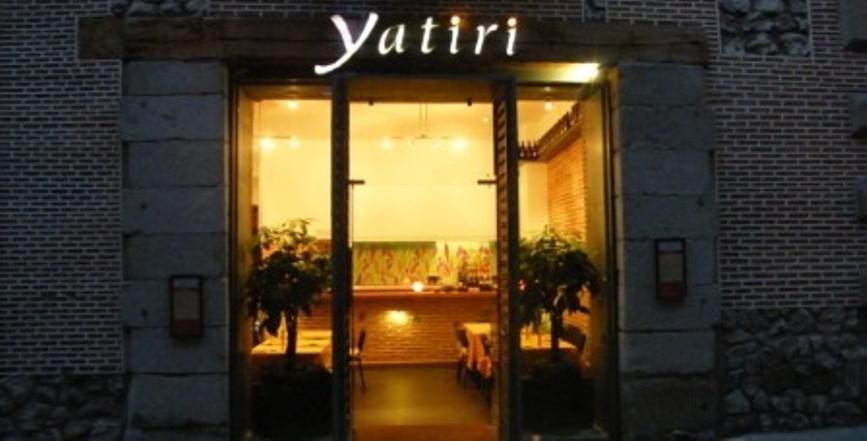 Restaurantes de comida bio - Yatiri