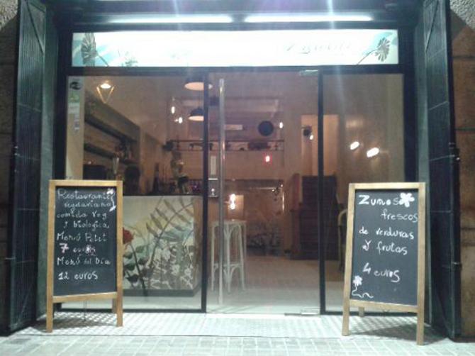 Restaurantes de comida bio - Zaatar