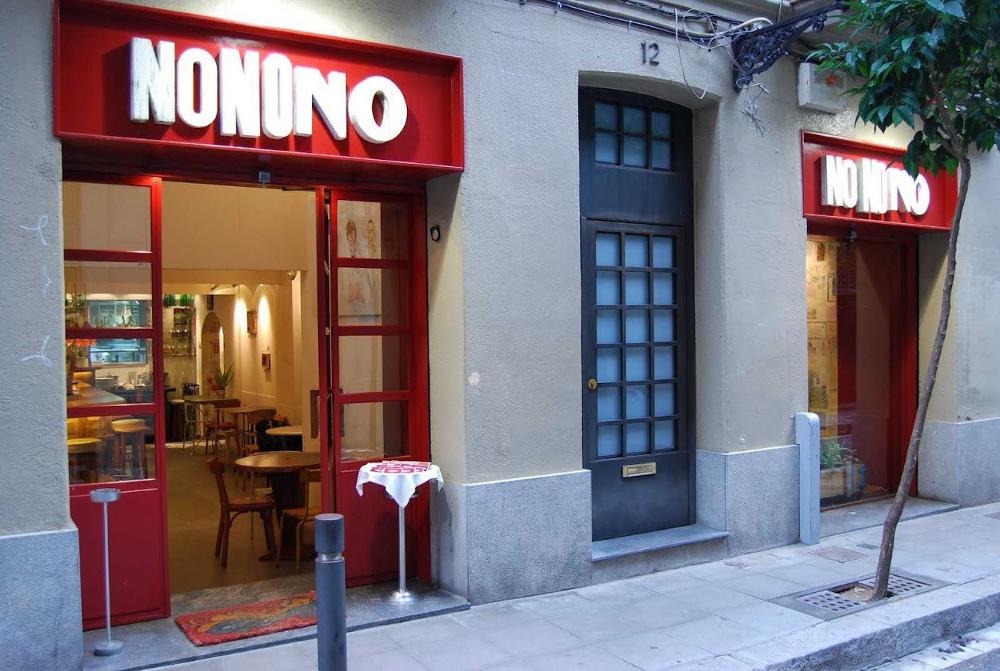 Restaurantes de comida bio - NoNoNo