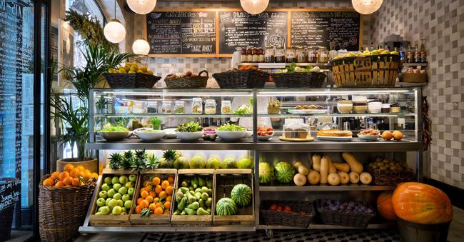 restaurantes con estilo vintage - Teresa Carles