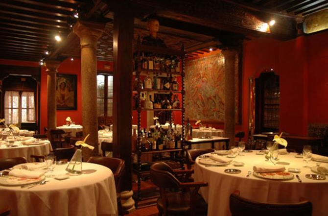 restaurante de comida de autor en España - Adolfo