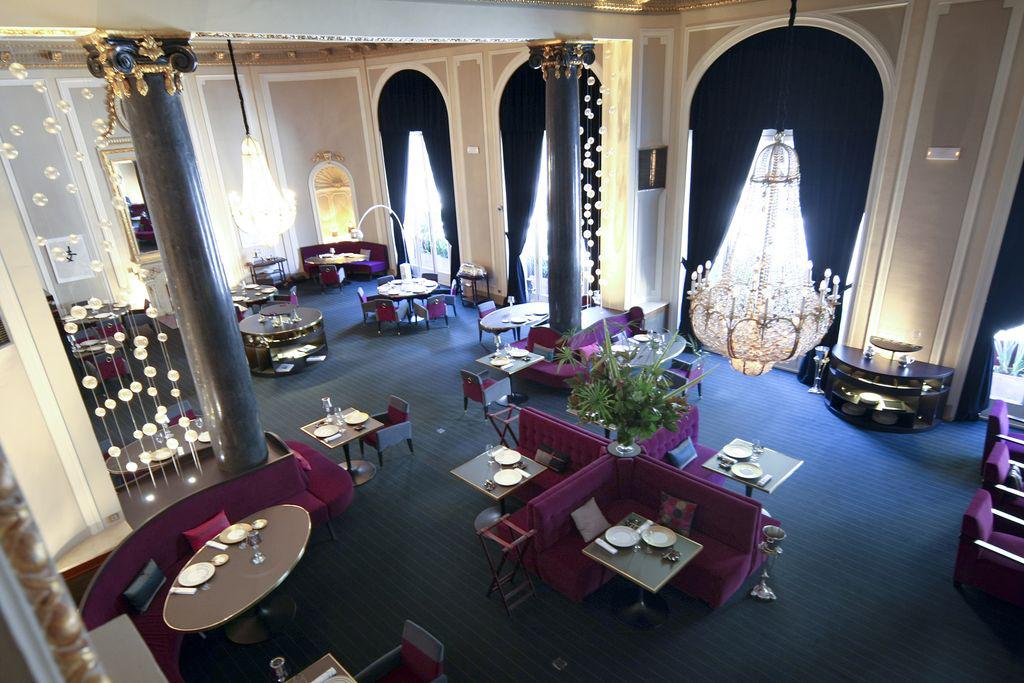 restaurante de comida de autor en España - Caelis