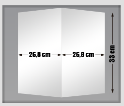 diptico 28,5x33